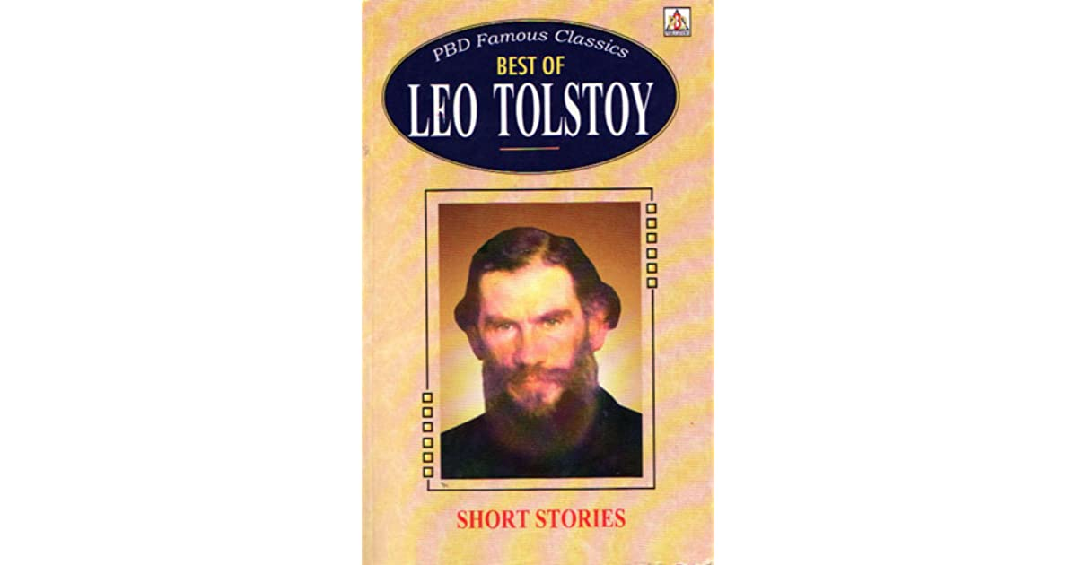 Great Short Works of Leo Tolstoy Perennial Classics