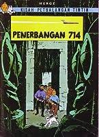 Penerbangan 714 (Kisah Petualangan Tintin #22)
