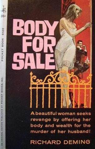 Body for Sale by Richard  Deming