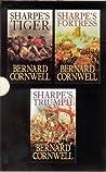 Sharpe Series 3 Book Box Set: Sharpe's Tiger / Sharpe's Triumph / Sharpe's Fortress