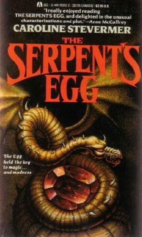 Serpent's Egg cover