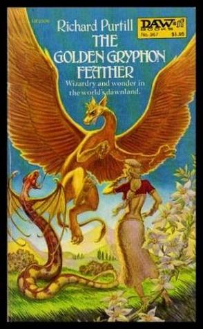 The Golden Gryphon Feather by Richard L. Purtill