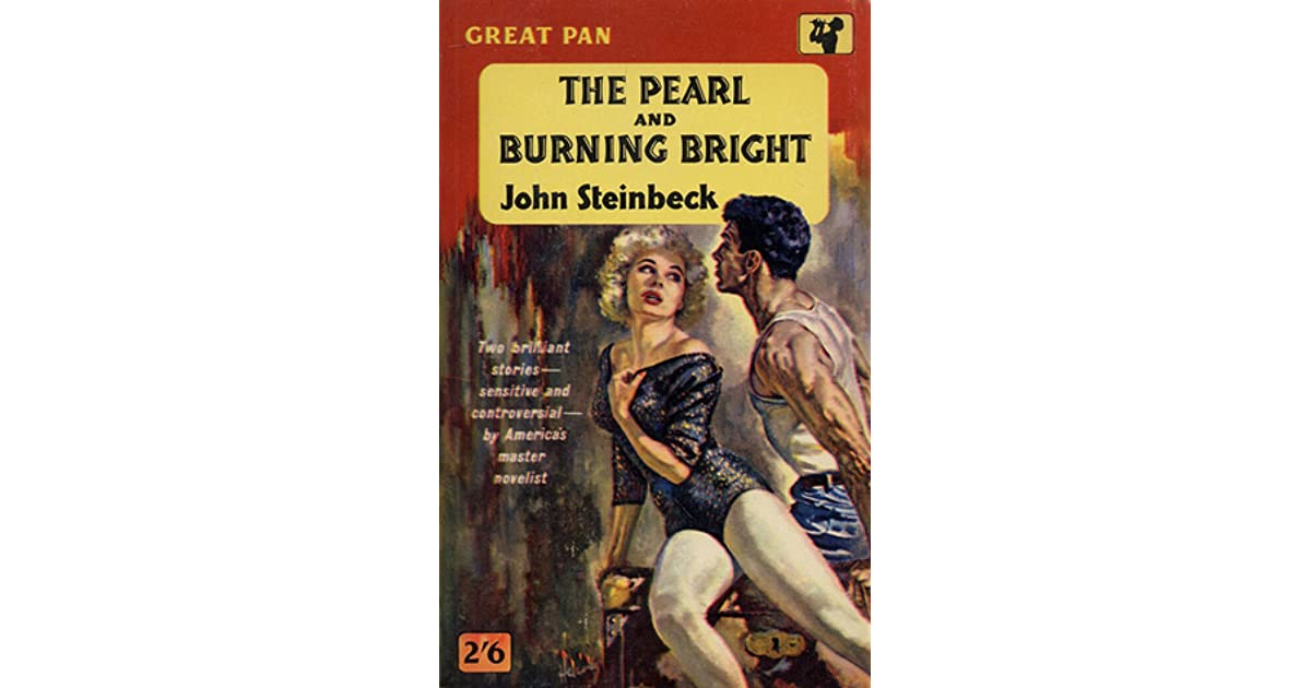 a review of the pearl by john steinbeck John ernst steinbeck, jr (/ and the pearl, of mice and men is one of steinbeck's best known the paris review writings of john steinbeck from c-span's.