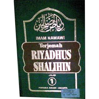 Riyadhus Shalihin Pdf