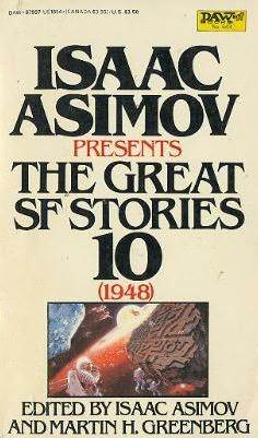 Isaac Asimov Presents The Great SF Stories 10 by Isaac Asimov