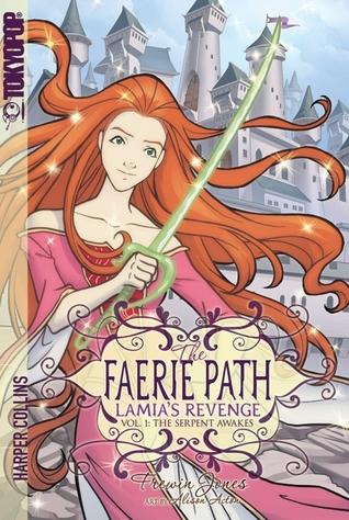 The Serpent Awakes (Faerie Path: Lamia's Revenge, #1)