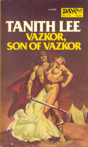 Vazkor, Son of Vazkor (Birthgrave, #2) by Tanith Lee