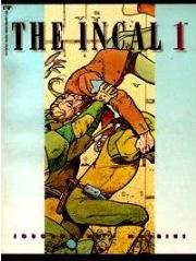 The Incal, Vol. 1 (The Incal, #1-2)