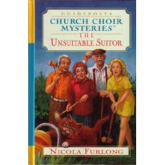 The Unsuitable Suitor (Church Choir Mysteries #2)