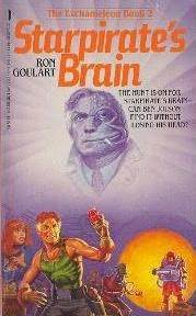 Starpirate's Brain by Ron Goulart