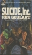 Suicide, Inc. by Ron Goulart