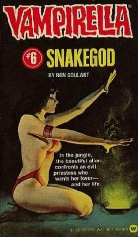 Snake God (Vampirella, #6)