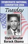 2004 DNC: State Senator Barack Obama 7/27/04
