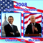 2008 Second Presidential Debate: Barack Obama and John McCain 10/07/08
