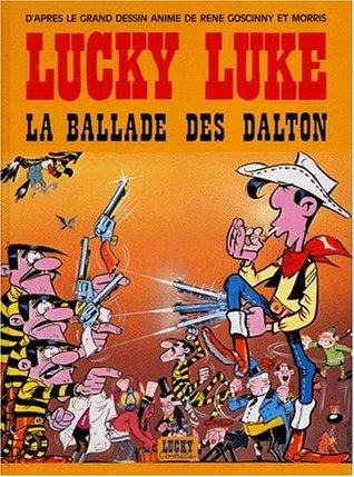 La Ballade Des Dalton Lucky Luke 55 By Morris