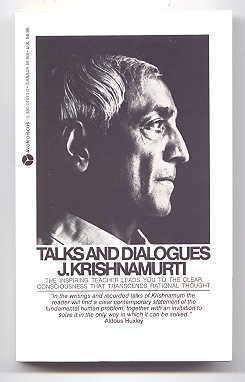 Talks and Dialogues