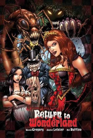 Grimm Fairy Tales:  Return to Wonderland