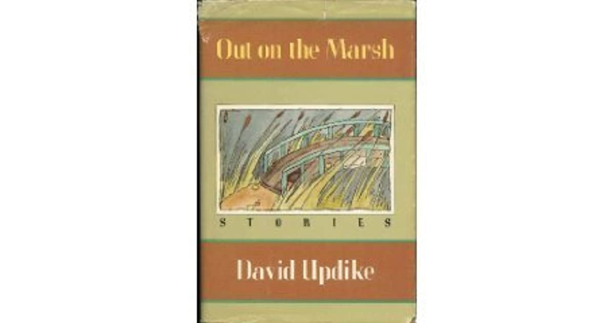 Out On The Marsh By David Updike