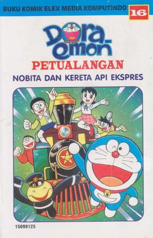 doraemon petualangan nobita dan kereta api ekspress by fujiko