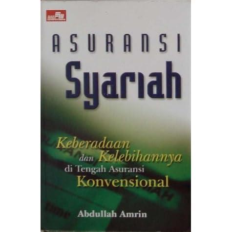 Asuransi Syariah By Abdullah Amrin
