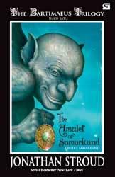 The Amulet of Samarkand - Amulet Samarkand