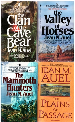 The Clan of the Cave Bear, the Valley of Horses, the Mammoth ...
