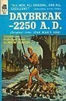 Daybreak 2250 A.D. (Star Man's Son) (Vintage Ace SF, F-323)
