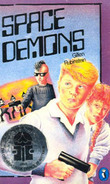 Space Demons (Space Demons Trilogy, #1)
