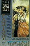 The Year's Best Fantasy: Second Annual Collection