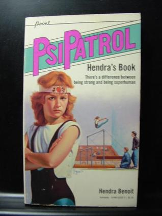 Hendra's Book (Psi Patrol #2)