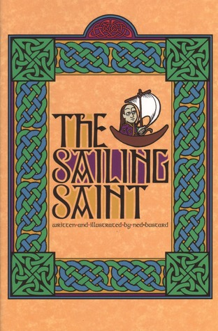 The Sailing Saint by Ned Bustard