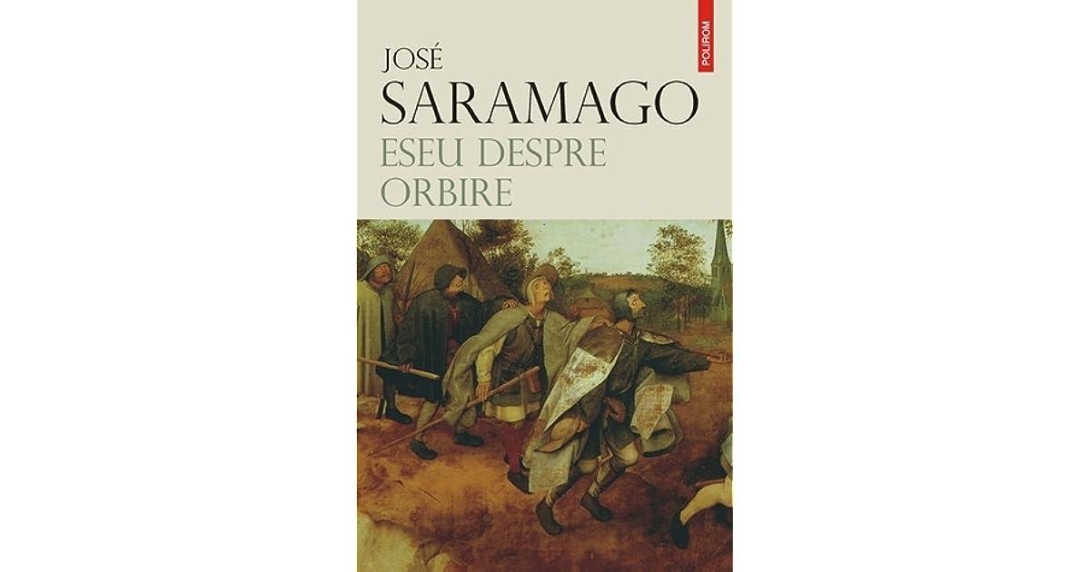 despre viziunea lui jose Saramago tulburări vizuale toate bolile