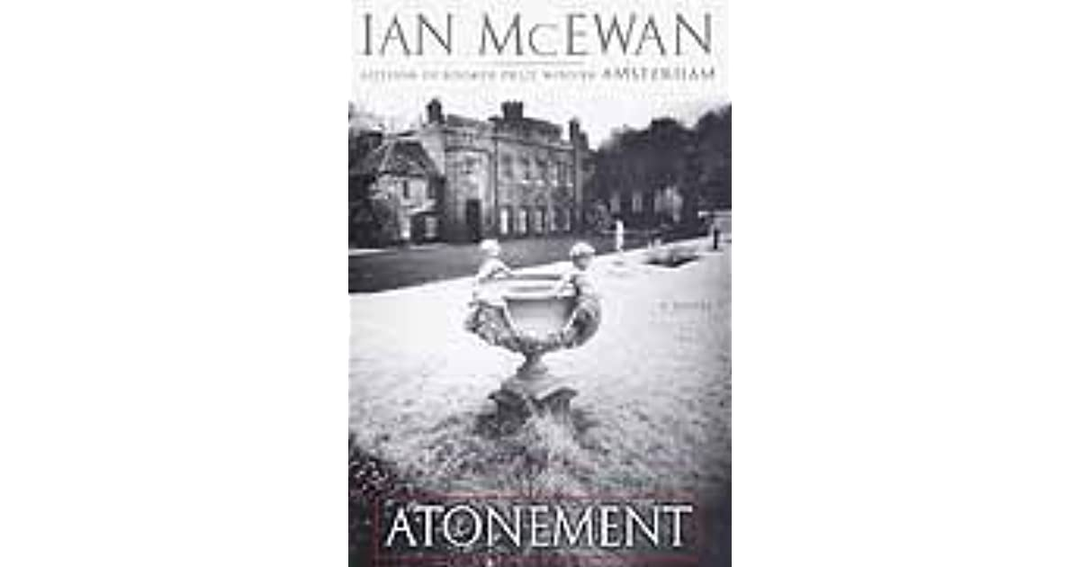 ian mcewan atonement themes Atonement by ianmcewan plays with your mind on so many levels: just as promised in my title, this book is actually about a book the narrative in that book changes someone's life it draws from many different narratives set in the real world's story, one of wars and people sucked in by the conflict confused.