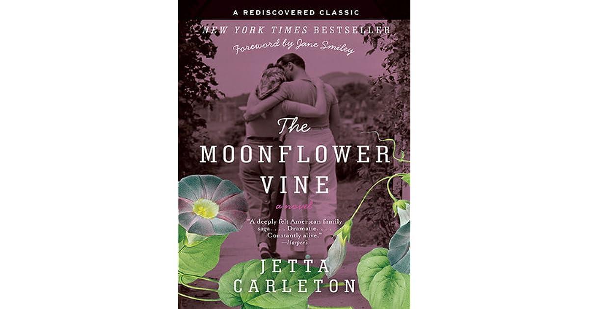 moonflower vine arrange review