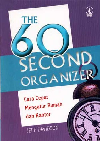 The 60 Second Organizer