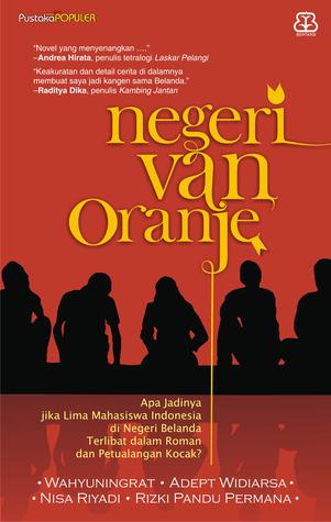 Negeri van Oranje