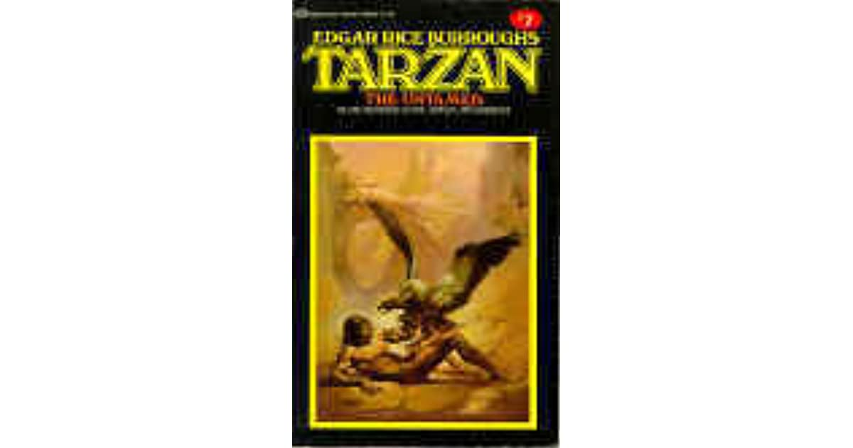 Tarzan and the Jewels of Opar by Edgar Rice Burroughs (Tarzan Series, Book 5) from Books In Motion.c