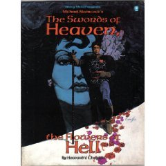 The Swords of Heaven, the Flowers of Hell (Graphic Novel)