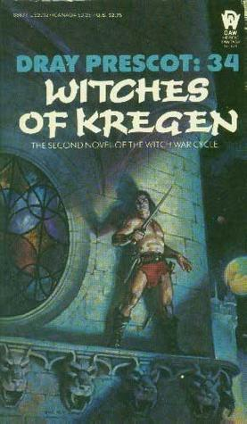Witches of Kregen (Witch War Cycle, #2)