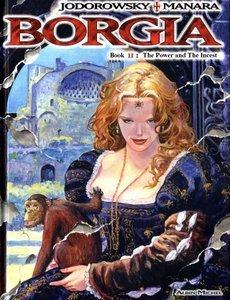 Borgia The Power and the Incest (Borgia #2)
