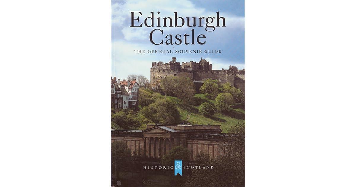 Edinburgh castle official souvenir guide