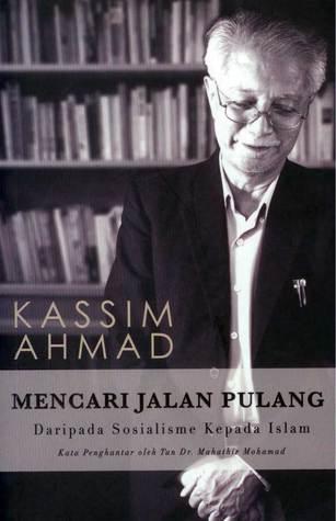 Mencari Jalan Pulang daripada Sosialisme kepada Islam Book Cover