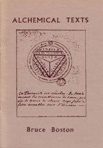 Alchemical Texts