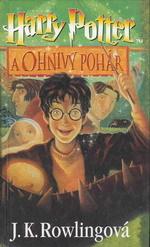 Harry Potter a Ohnivý pohár by J.K. Rowling
