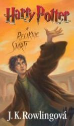 Harry Potter a relikvie smrti by J.K. Rowling
