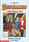 Karen's Candy (Baby-Sitters Little Sister, #54)
