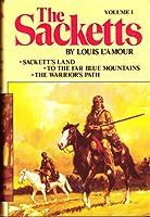 The Sacketts Vol 1 (Sackett's Land / To the Far Blue Mountain / The Warrior's Path)