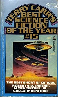 Best Science Fiction of the Year 15