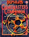 Nephilim Gamemaster's Companion