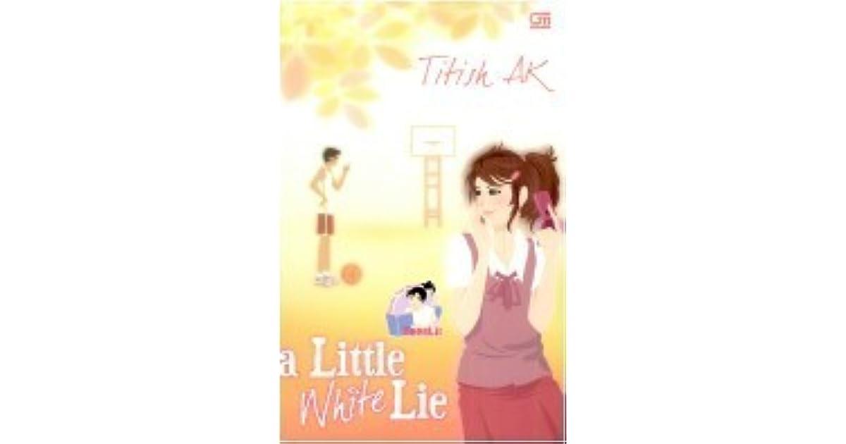 download novel a little white lie karya titish ak
